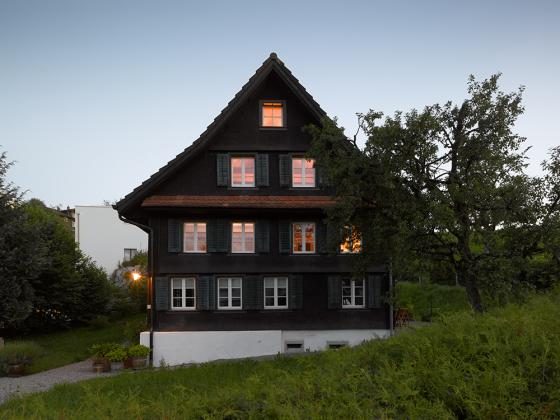 Claudio Holdener – Edlibach Farmhouse